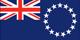 Cookøyene Flag
