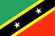Saint Kitts og Nevis Flag