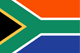 Sør Afrika Flag